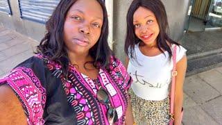 We went to Rongai kutafuta nyama choma alafu lace wigs zetu.. 😭😭😭😭