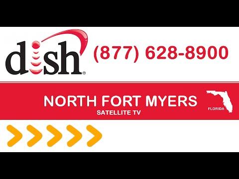 North Fort Myers FL Dish Network Satellite TV Service Dishlatino