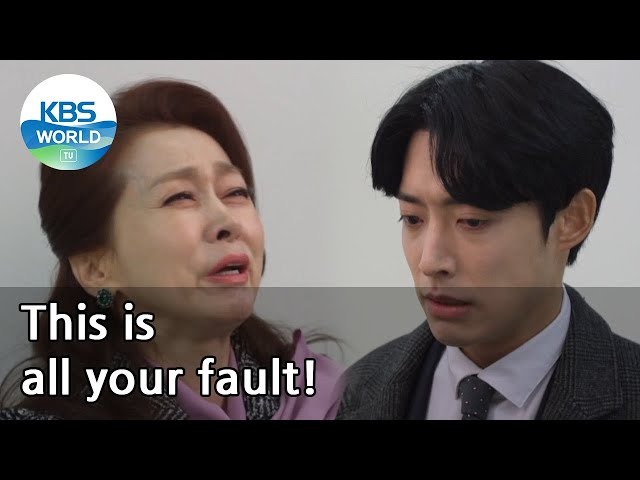 (1Click Scene) This is all your fault! (No Matter What) | KBS WORLD TV 210121