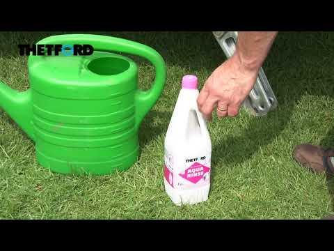 Инструкция по применению жидкости для биотуалета аква ринс