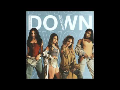 Fifth Harmony - Down ft. Gucci Mane (Bass Boosted)