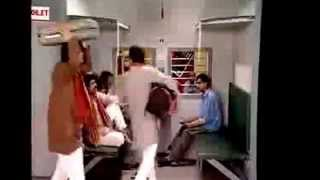 Jhony Lever- Comedy Scenes  (Train Ticket)