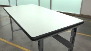 Relius Solutions By Wisconsin Bench Plastic Laminate Workbench Tops
