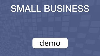 GoVenture Small Business v2.0 (1-Min Demo Video)