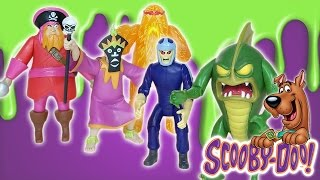 CHARACTER SCOOBY DOO MYSTERY INCORPORATED MOSTRI E FANTASMI ACTION FIGURE REVIEW (ita)