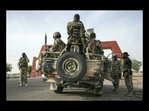 Boko Haram killed 100 Nigerian soldiers in Borno