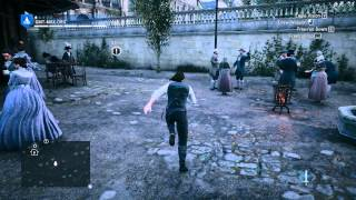 assassin s creed unity gameplay test on nvidia geforce 840m all settings