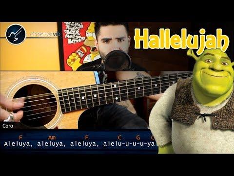 Hallelujah  (Aleluya) Rufus Wainwright | SHREK | Cover Español Christianvib