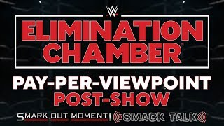 WWE ELIMINATION CHAMBER 2018 PPV Event Results Recap & Review Post-Show