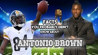 20 AWESOME Facts You Probably Didn't Know About Antonio Brown