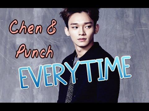 Chen & Punch - Everytime [Sub.Esp + Han + Rom]