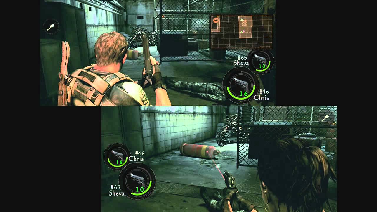 Resident Evil Hentai Game