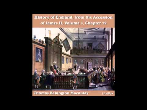 History of England, from the Accession of James II; (Volume 4, Chapter 22) 1-6