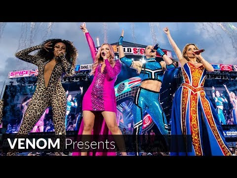 Spice Girls - Spice Up Your Life (Live At SPICE WORLD 2019) UK TOUR