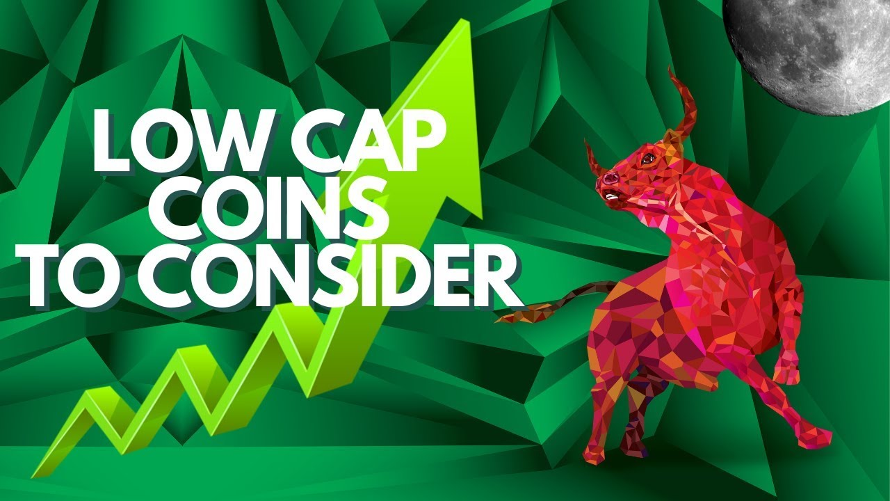 low cap crypto coins