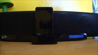 iLive Bar Speaker Review