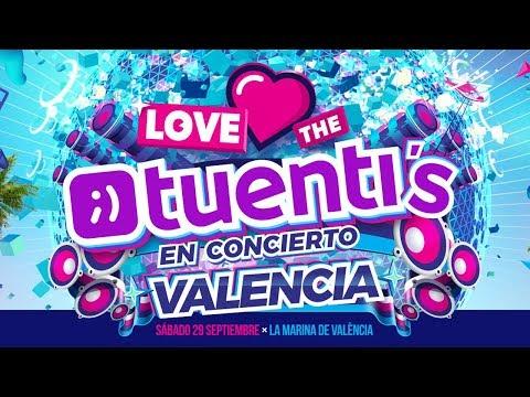 Love the Tuenti's llega a Valencia!