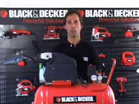 Компресор BLACK+DECKER BD205/50 #EBXWwbeydmI