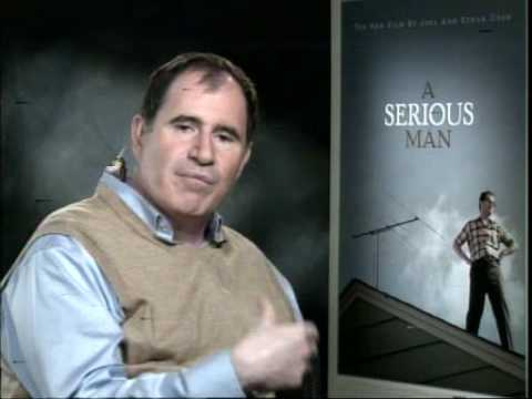 """A Serious Man"" Interview with Richard Kind"