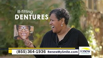 Open Now in Overland Park & Independence | Renew Anchored Dentures in KC