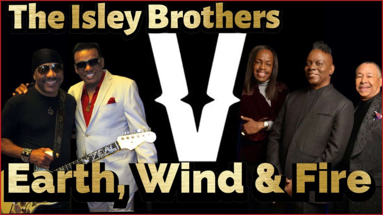 The Isley Brothers VERZUZ Earth, Wind & Fire | SWV VERZUZ Xscape BREAKDOWN!