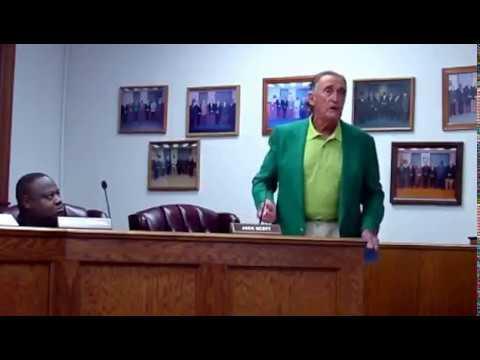 Dillon County Council Special Meeting 6 30 17