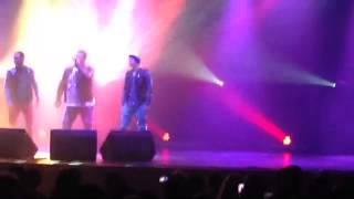 Группа РУКИ ВВЕРX live в германии - Tы назови его как меня (Neuss, 5.04.2014)