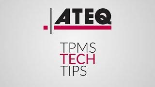 When Should I Program a TPMS Sensor?