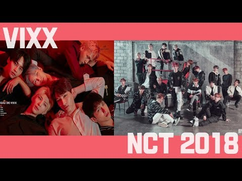 Show Music Core Live ★ Comeback Stage : VIXX, NCT2018, TAEJINA&GANGNAM, IMFACT, IN2IT 20180421