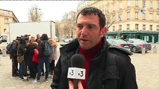 Rencontre entre les élus corses et Jacqueline Gourault à Paris