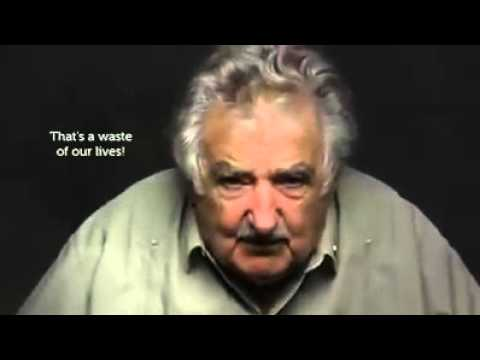 Wisdom from the Wrolds Poorest President