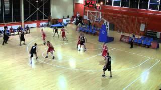 ALK Wro-Basket, 29. edycja. Dawid Mikos (Tako) floater