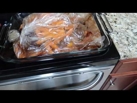 Reynolds Oven Bag Roast, YUM!! - YouTube