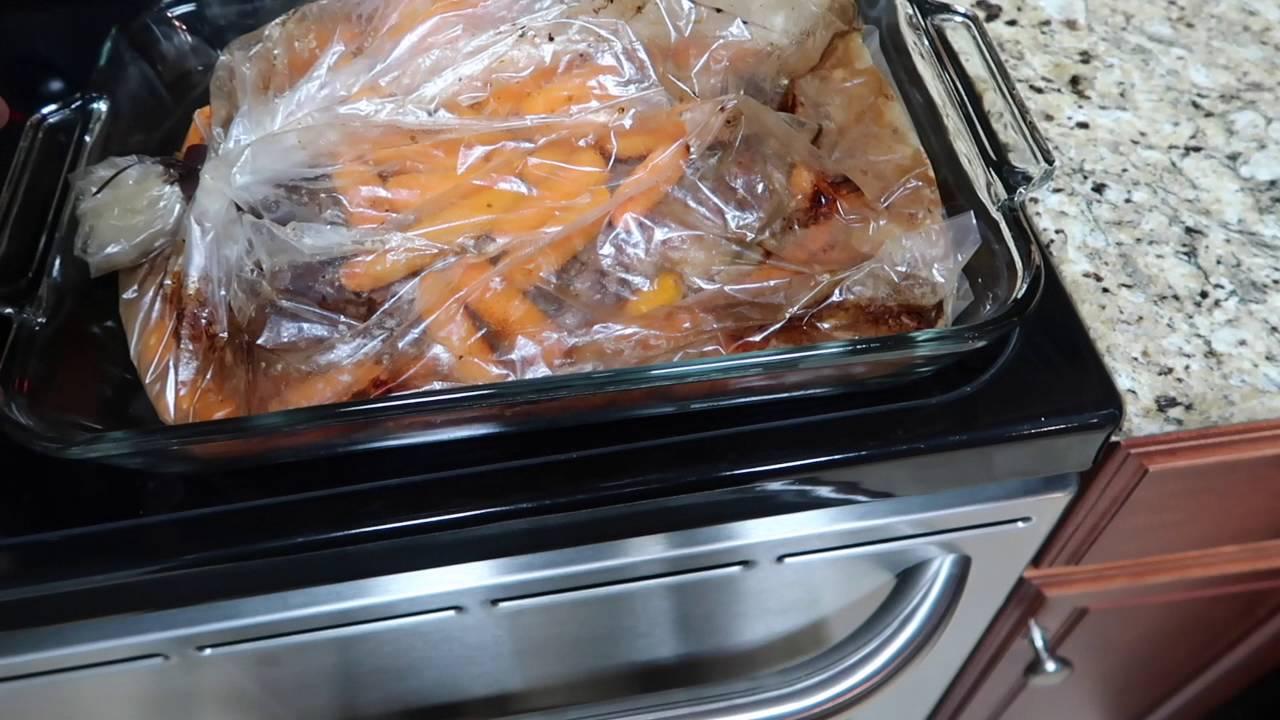 Reynolds Oven Bag Roast Yum Youtube