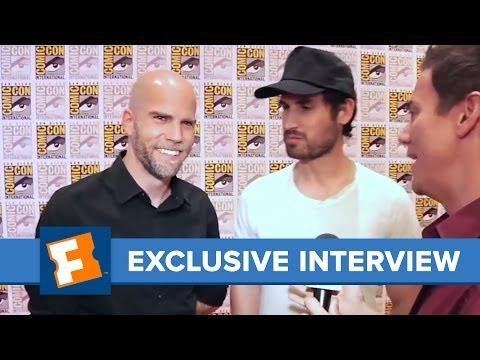 Mark Neveldine and Brian Taylor Comic-Con 2011 Exclusive Interview | Comic Con | FandangoMovies