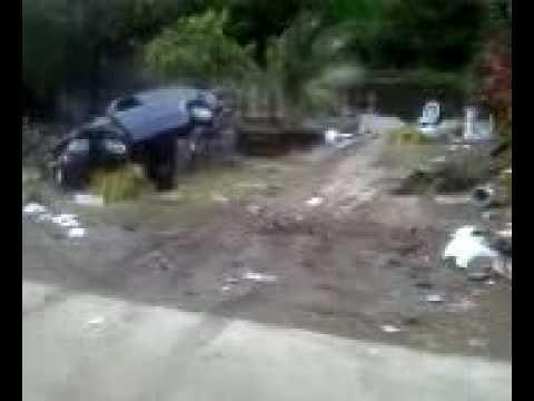 American Samoa Tsunami Aftermath