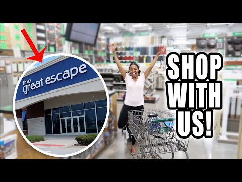 My Real Life | VLOG #84 - Buying Our Patio Furniture, Grill And Pergola!