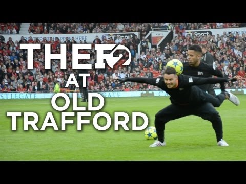 The F2 at Old Trafford