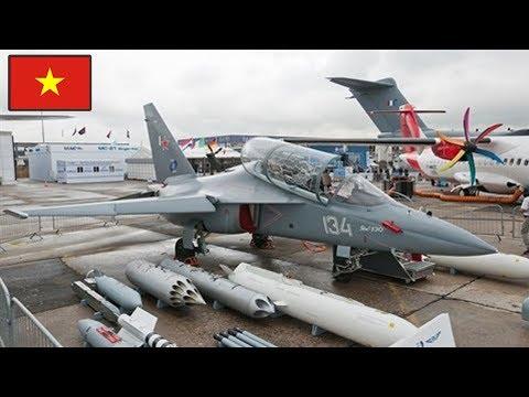 Việt Nam quyết tâm mua và trang bị máy bay Yak-130?