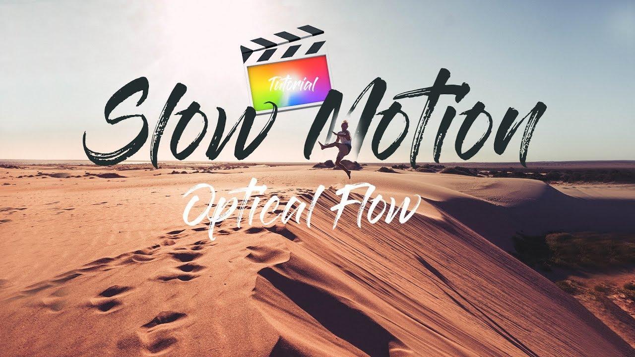 Slow Motion Tutorial | Final Cut Pro X Optical Flow