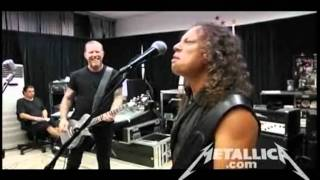 Funny Metallica Moments - Vol. 1