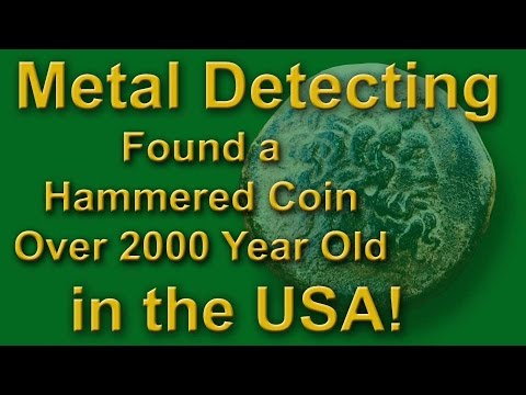 #68 Metal Detecting, Hammered Coin over 2000 Years Old! *MUST SEE*