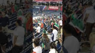 Mexico vs usa 9/11/18 Nashville Tennessee