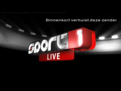 SPORT 1 NL Renamed To SPORT 1 LIVE - Ident (January 2011)