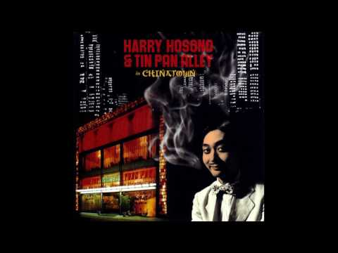 Harry Hosono & Tin Pan Alley In Chinatown 1976 Full Album