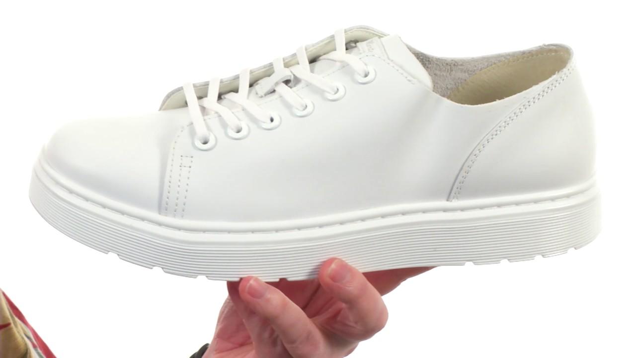 dr martens white trainers Dr Martens