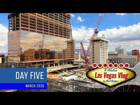 7 Days That Closed Las Vegas (11/03/20 - 17/03/20) Day Five
