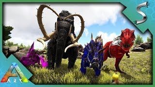 THE 1.5 BILLION GIGA RETURNS! POWER RANGERS ASSEMBLE! - Ark: Survival Evolved [S4E118]