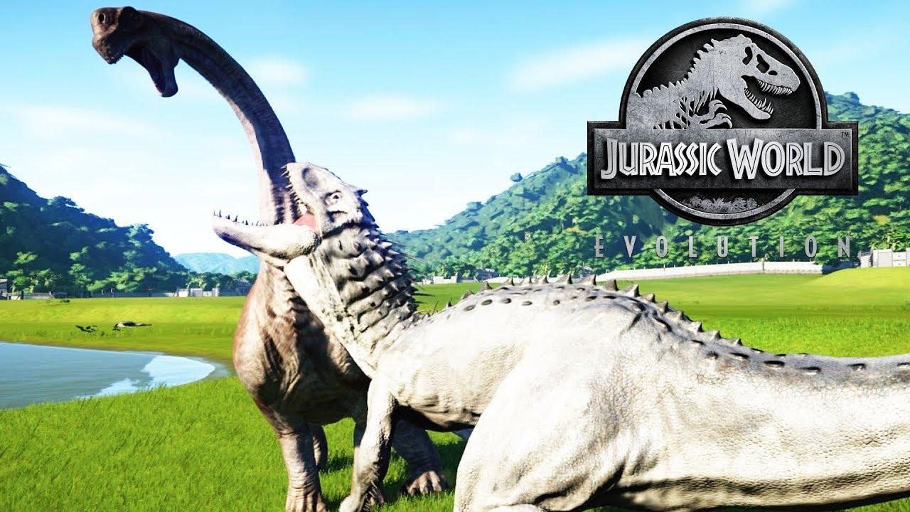Battle Royale Dinosaurios Carnivoros Contra Herbivoros Jurassic World Evolution Youtube Dinosaurios carnívoros y herbívoros other contents: battle royale dinosaurios carnivoros contra herbivoros jurassic world evolution