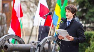 Przemówienie przedstawiciela strony węgerskiej